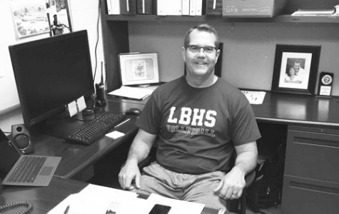 LBHS welcomes new athletic director