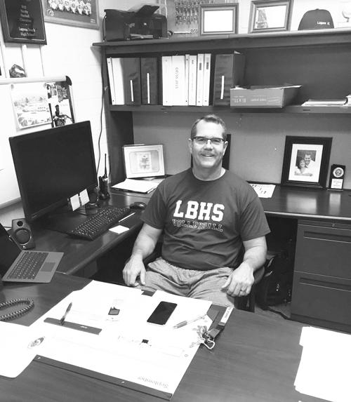 Lance Neal has joined the Athletic Department and is looking forward to making our teams even stringer this year. He has already helped oversee the construction of our new field and plans on creating an athletic  leadership team for students.