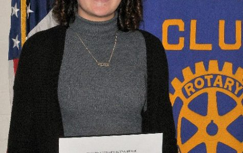 Rotary Scholar of the Month: Kirsten Landsiedel