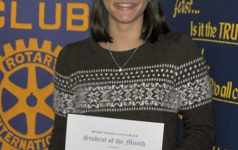 Rotary Scholar of the month: Olivia Vera
