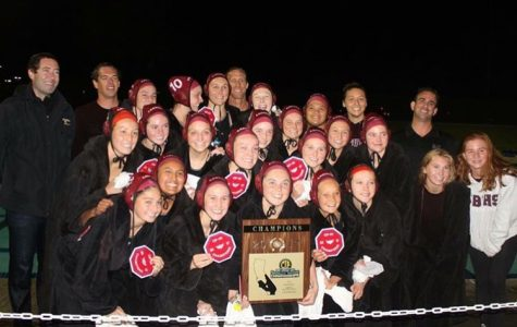 Girls water polo wins third CIF-Division 1 title in four years