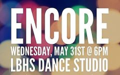 LBHS Dance holds encore show