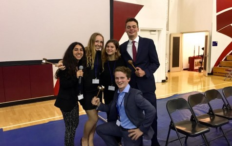 LBIMUN conference breaks records