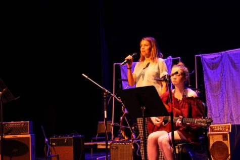 Journalism's Brush and Palette Concert brings musical talent to LBHS