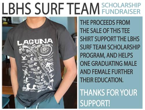 LBHS Surf team fundraises for a fellow member