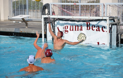 Water Polo team rallies despite controversy