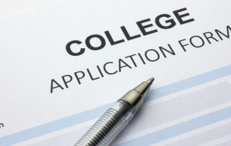 Students should take college apps seriously