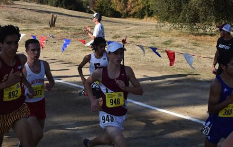 Ryan Smithers: An all-state cross country star