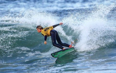LBHS surf team makes school history