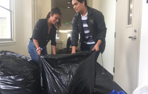 Juniors implement clothing drive for earthquake victims