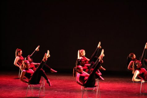 "The Winter dance concert ""Balance"""