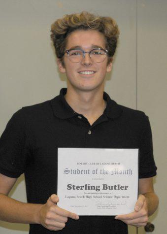 Rotary Scholar: Charlie Hoffs