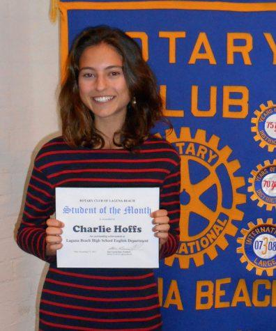 Rotary Scholar: Sterling Butler