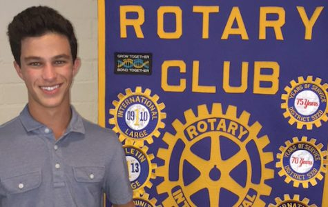 Rotary Scholar: Benjamin Sharp
