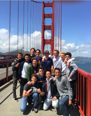 Band competes in San Francisco