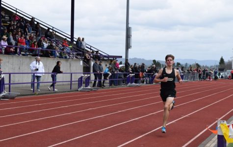 Varsity Track and Cross Country Athlete: Sebastian Fisher