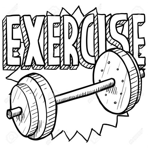 Health Benefits of exercise!