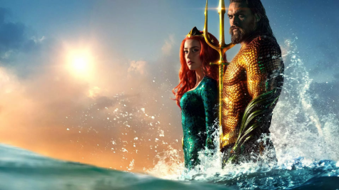 Starring Jason Momoa as Aquaman and Amber Heard as Mera.