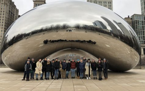 Student delegates debate global issues in Chicago