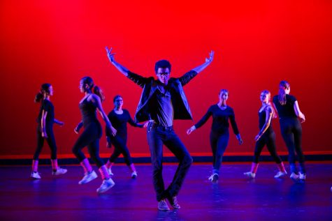 Dancers stun audiences with student-run concert