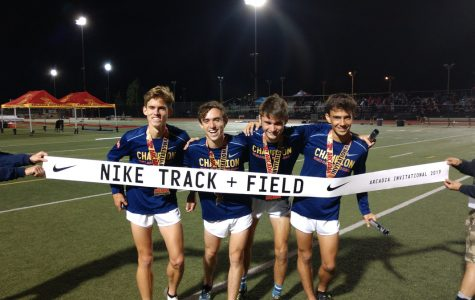 Hard work pays off for boys track