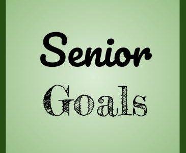 Senior Goals