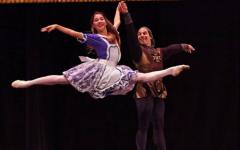 LBHS Breaker stars in professional ballet