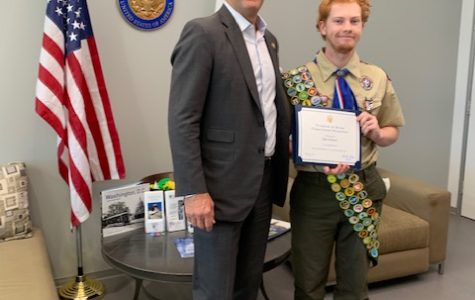 Kyle Herkins: Extraordinary Eagle Scout
