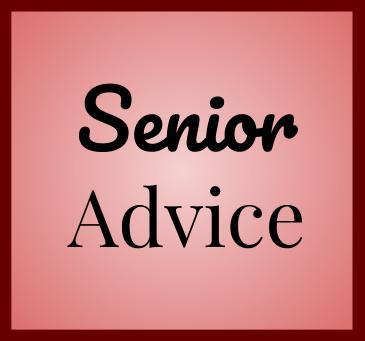 Class of 2020: Advice