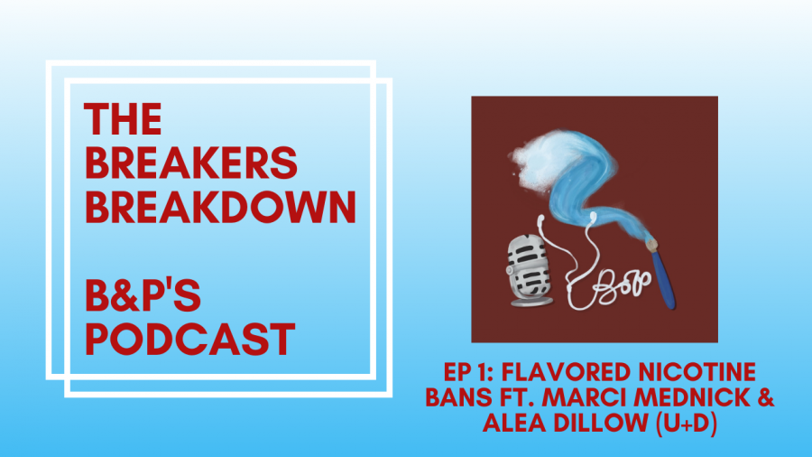 Episode 1: Flavored Nicotine Bans ft. Marci Mednick and Alea Dillow
