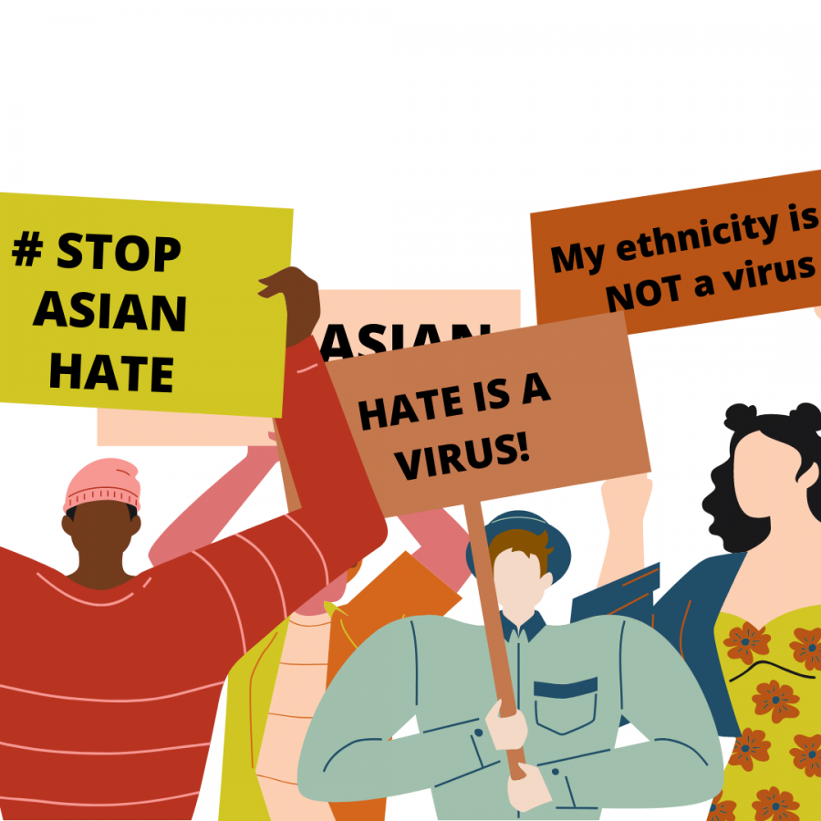 Becoming aware to combat the Anti-Asian violence