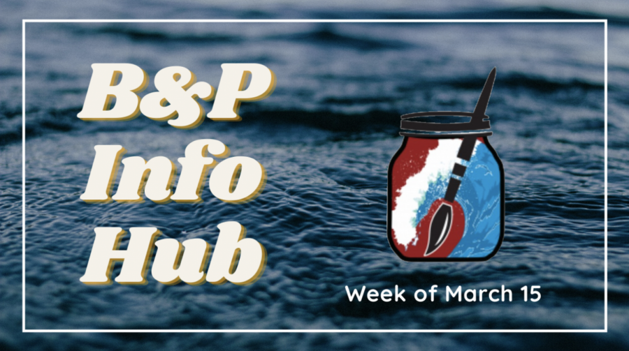In Case You Missed It: Week of March 15th