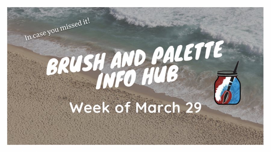 In Case You Missed It: Week of March 29th