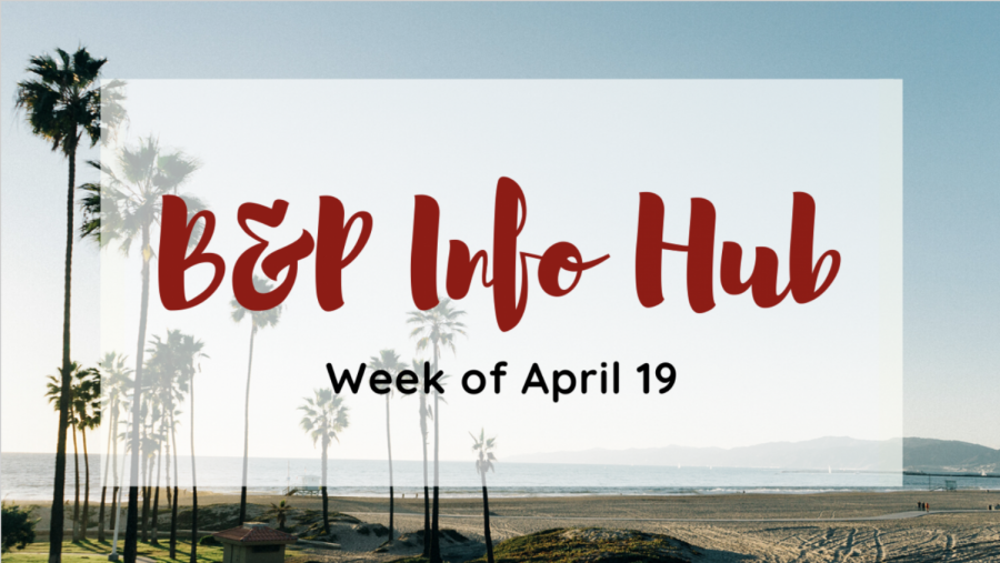 In Case You Missed It: Week of April 19th